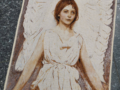 A.H.Thayer - Angel