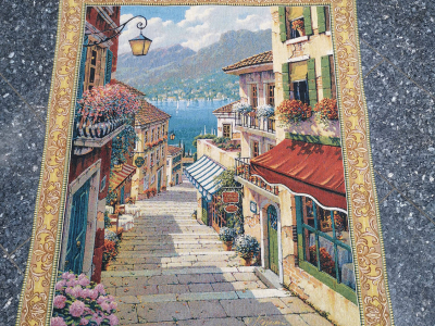 Pejman - Bellagio village...