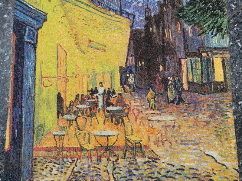 Vincent Van Gogh - Café terrace at night