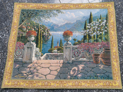 Pejman - Italian terrace Como
