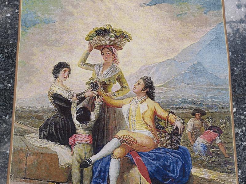 Francisco Goya - Vendimia