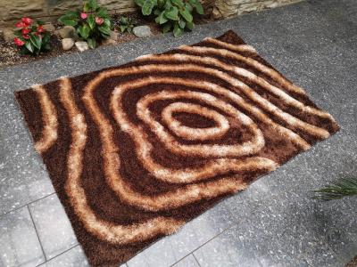 3D Wave 15 brown
