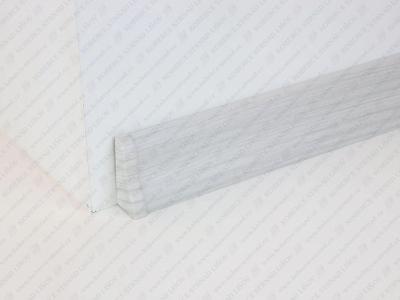 Soklová lišta USL 50 barva 41 jasan šedý + ukončení levé