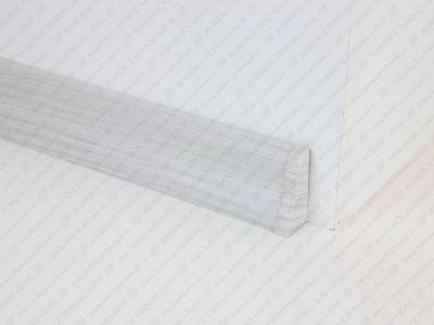 Soklová lišta USL 50 barva 41 jasan šedý + ukončení pravé