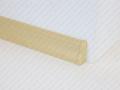 Soklová lišta USL 50 barva 58 buk světlý + ukončení pravé