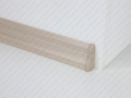 Soklová lišta USL 50 barva W063 šedá písková + ukončení pravé
