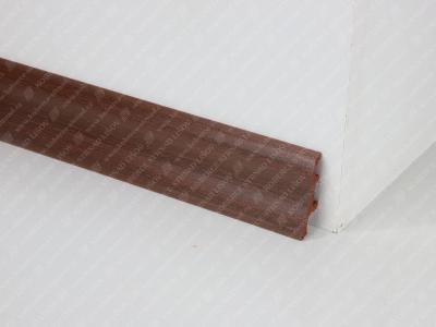 Soklová lišta USL 50 barva W089 ořech tmavý