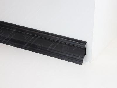 Soklová podlahová lišta Döllken SLK 50 barva 110 černá