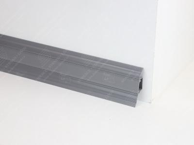 Soklová podlahová lišta Döllken SLK 50 barva 146 šedá