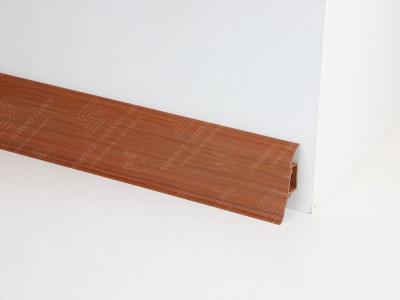 Soklová podlahová lišta Döllken SLK 50 barva W135 třešeň country