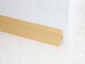 Soklová podlahová lišta Döllken SLK 50 barva W136 buk žlutý