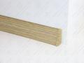 Soklová podlahová lišta Döllken SLK 50 barva W166 dub antik + ukončení pravé