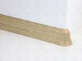 Soklová podlahová lišta Döllken SLK 50 barva W166 dub antik + vnější roh