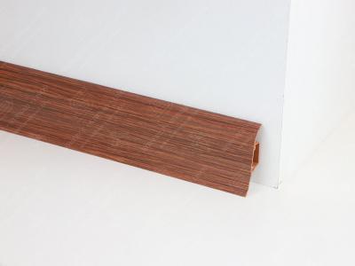 Soklová podlahová lišta Döllken SLK 50 barva W167 merbau