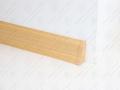 Soklová podlahová lišta Döllken SLK 50 barva W169 buk Corona + ukončení pravé