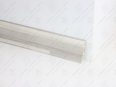 Soklová podlahová lišta Döllken SLK 50 barva W173 woodstock bílý