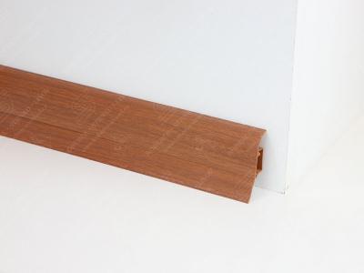 Soklová podlahová lišta Döllken SLK 50 barva W174 doussie