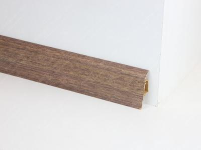 Soklová podlahová lišta Döllken SLK 50 barva W175 panga-panga