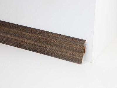 Soklová podlahová lišta Döllken SLK 50 barva W181 wenge kibolo