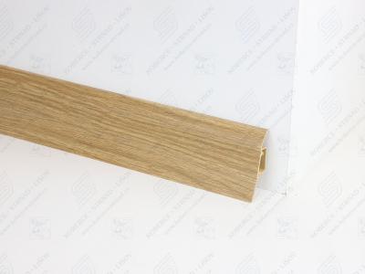 Soklová podlahová lišta Döllken SLK 50 barva W183 dub Montana