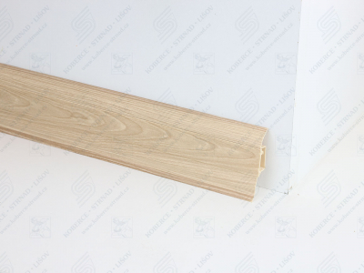 Soklová podlahová lišta Döllken SLK 50 barva W212 dub starý
