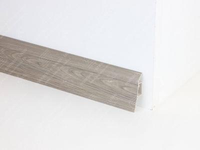 Soklová podlahová lišta Döllken SLK 50 dekor W458 Dub negro