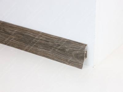 Soklová podlahová lišta Döllken SLK 50 dekor W462 Dub Tamari