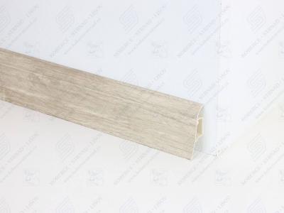 Soklová podlahová lišta Döllken SLK 50 dekor W464 Dub Husky