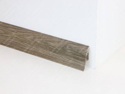 Soklová podlahová lišta Döllken SLK 50 dekor W466 Dub lávový