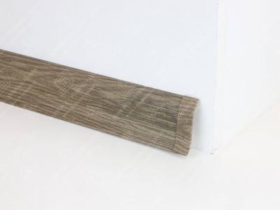 Soklová podlahová lišta Döllken SLK 50 dekor W466 Dub lávový + spojka