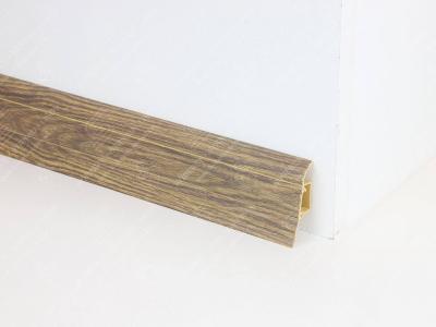 Soklová podlahová lišta Döllken SLK 50 dekor W473 Pinia sycylia