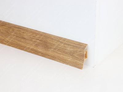 Soklová podlahová lišta Döllken SLK 50 dekor W474 Dub antický