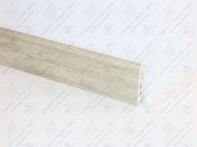Soklová podlahová lišta Döllken USL 60 dekor 2038 Dub bílý