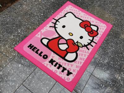 Hello Kitty border