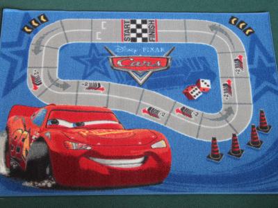 Disney Cars 22 Racetrack