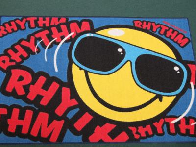Smiley 06 Rhythm